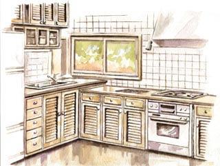 はじめてのキッチン