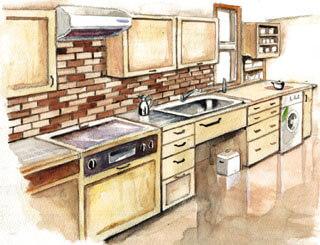 10台目のキッチン